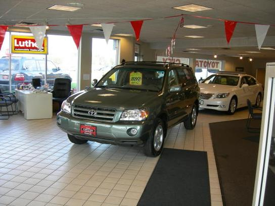 Toyota Brooklyn Park >> Luther Brookdale Toyota Car Dealership In Brooklyn Park Mn