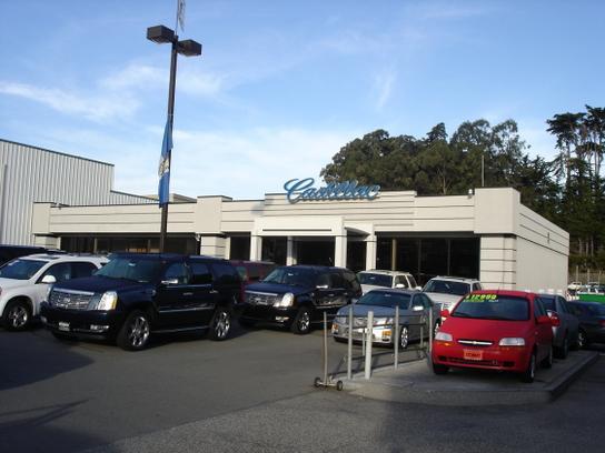 Stewart Chevrolet Cadillac car dealership in Colma, CA ...