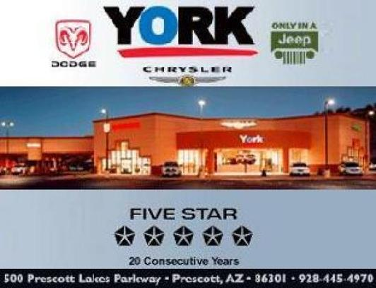 York Dodge Chrysler Jeep Ram