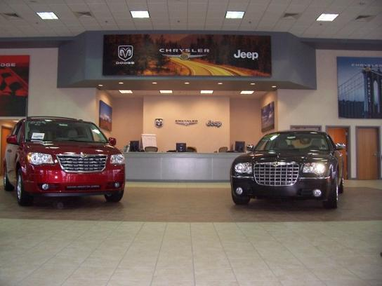 Sands Chrysler Jeep Dodge Ram 2