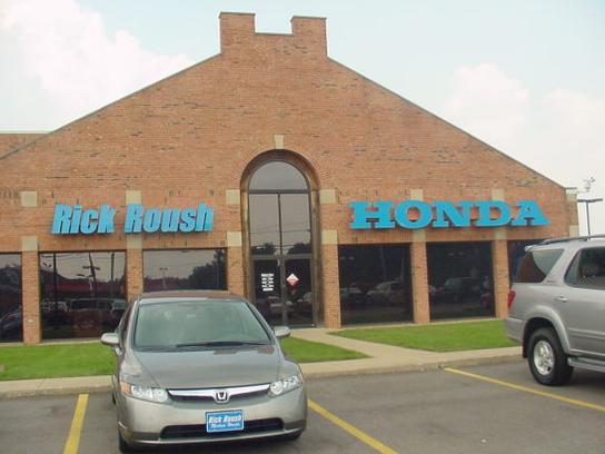 Rick Roush Medina Honda Car Dealership In Medina Oh 44256 Kelley