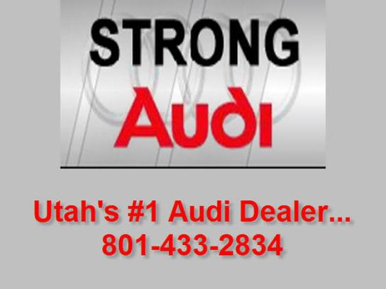 Audi Salt Lake City 2