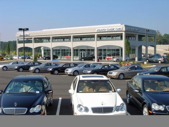 atlanta classic cars mercedes benz car dealership in duluth ga 30096 kelley blue book. Black Bedroom Furniture Sets. Home Design Ideas