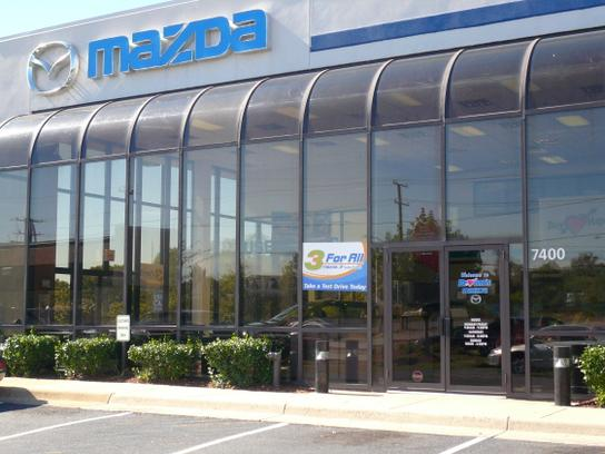 Brown's Alexandria Mazda 1
