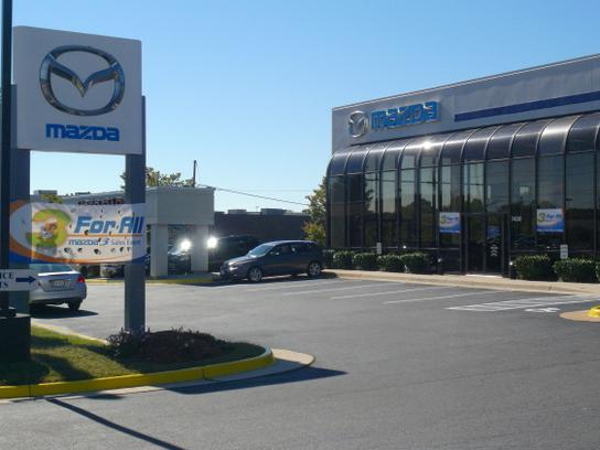 Brown'S Mazda Alexandria >> Brown S Alexandria Mazda Car Dealership In Alexandria Va 22306