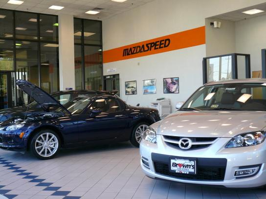 Brown's Alexandria Mazda 3