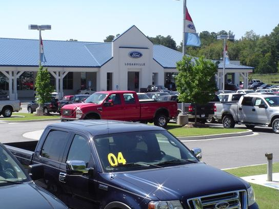 Loganville Ford 1