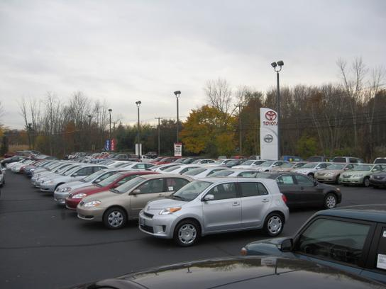 Middletown Toyota Scion Car Dealership In Middletown Ct 06457