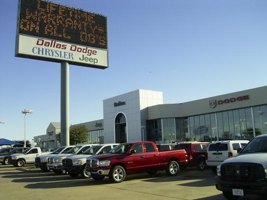 Dallas Dodge