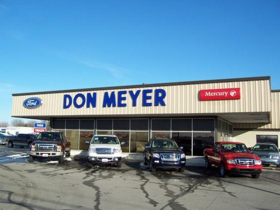 Don Meyer Ford 1