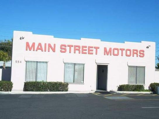 Main Street Motors, Inc. 1