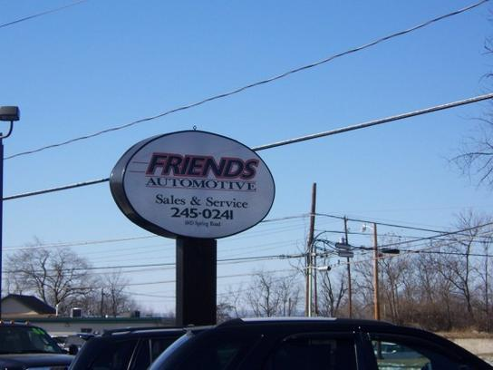 Friends Automotive