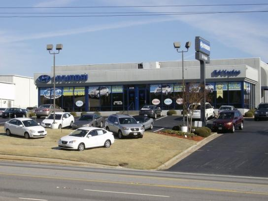 Ed Voyles Hyundai car dealership in Smyrna, GA 30080 | Kelley Blue