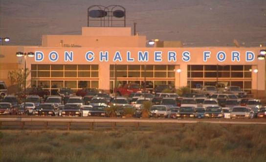 Don Chalmers Ford car dealership in Rio Rancho, NM 87124 ...