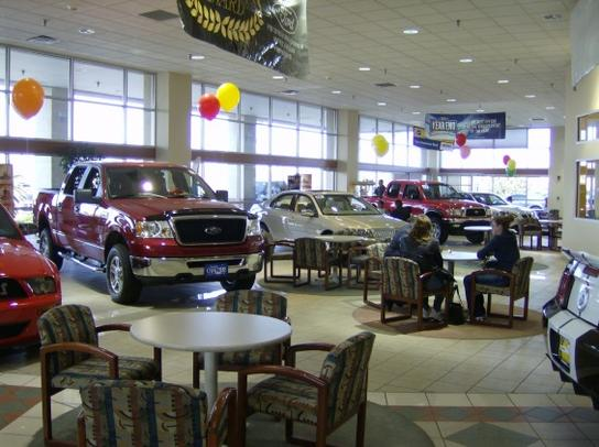 Ford Dealership Albuquerque >> Don Chalmers Ford car dealership in Rio Rancho, NM 87124 ...