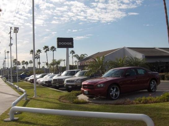 McPeeks Chrysler Dodge Jeep Ram of Anaheim