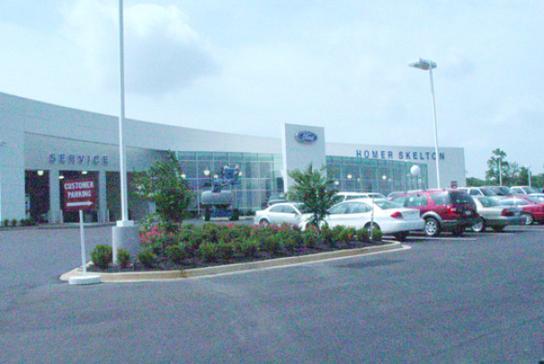 Homer Skelton Ford Olive Branch >> Homer Skelton Ford Car Dealership In Olive Branch Ms 38654