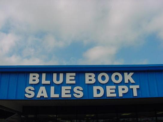 Blue Book Cars 1