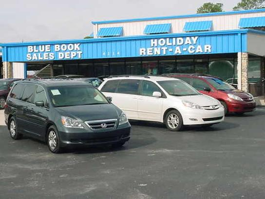 Blue Book Cars