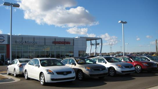 Bob Moore Nissan of Norman 1