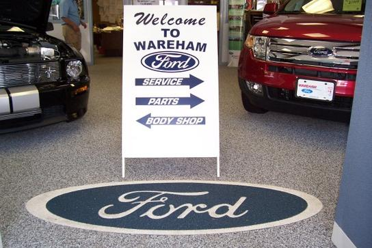 Wareham Ford 3