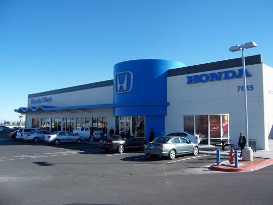 Honda Las Vegas >> Honda West Car Dealership In Las Vegas Nv 89117 Kelley Blue Book