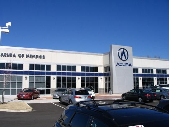 Car Dealerships In Memphis >> Acura Of Memphis Car Dealership In Memphis Tn 38119 Kelley Blue Book