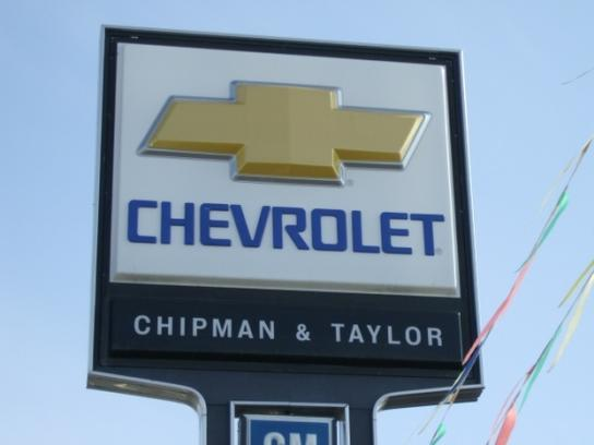 Chipman & Taylor Chevrolet 1