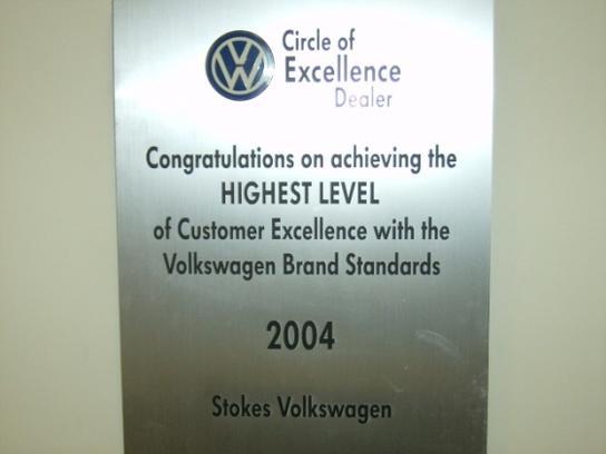 Stokes Volkswagen Car Dealership In North Charleston Sc