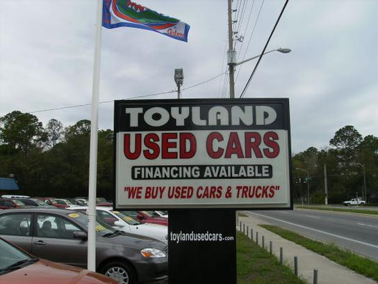 Toyland Used Cars Car Dealership In Gainesville Fl 32609 Kelley