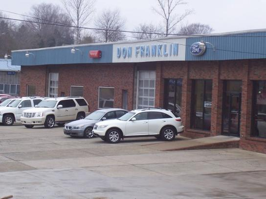 Ford Dealership Franklin >> Don Franklin Ford Car Dealership In Columbia Ky 42728 Kelley Blue