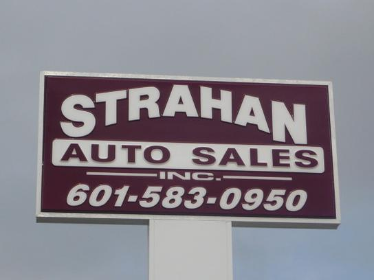 Strahan Auto Sales, Inc.