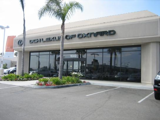 DCH Lexus of Oxnard 1