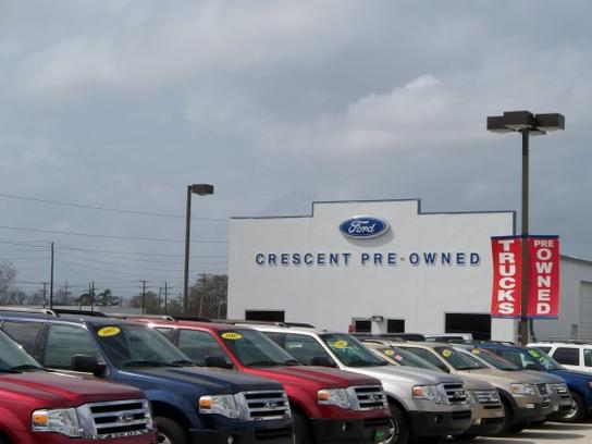 Crescent Ford Trucks