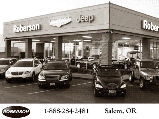 Roberson Chrysler Jeep