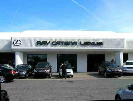 Ray Catena Lexus Ny Car Dealership In Larchmont Ny