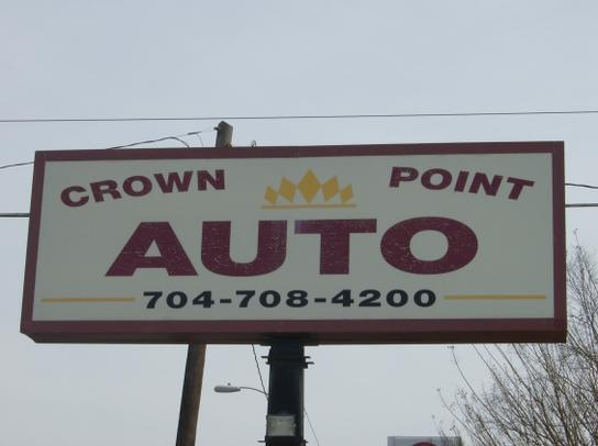 Crown Point Auto, Inc. 1