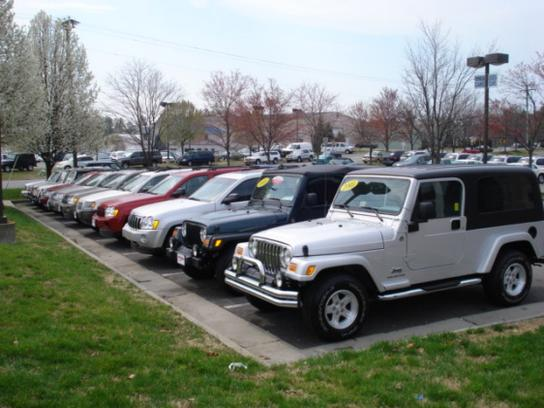 Whitten Brothers Jeep >> Whitten Brothers Dodge Chrysler Jeep Of Ashland Car Dealership In