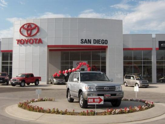 Norm Reeves Toyota San Diego 1 ...