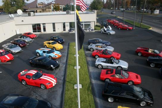 Motor Cars International Car Dealership In Springfield MO - Cars international