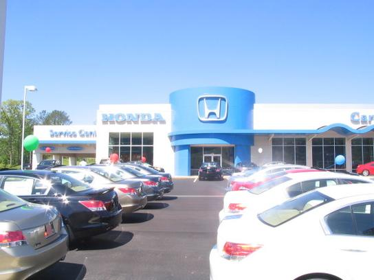 Carl Hogan Honda 2