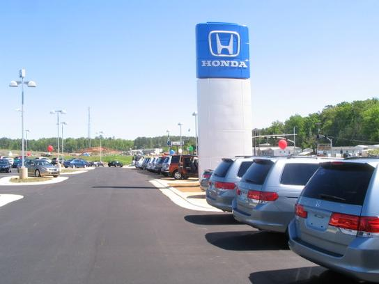 Carl Hogan Honda 1
