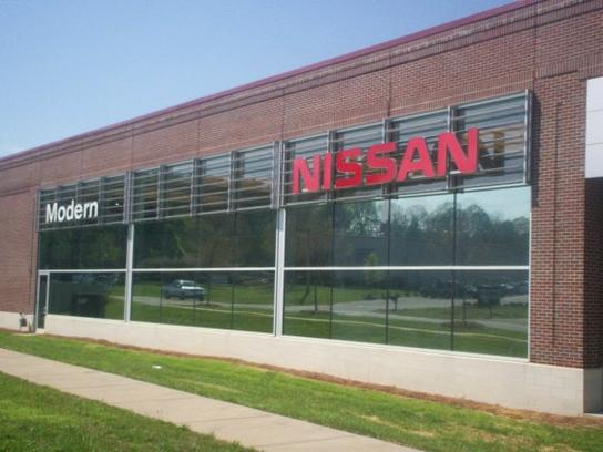 Modern Nissan of Lake Norman