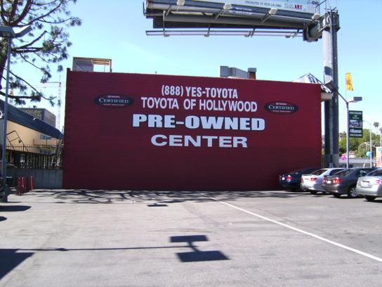 toyota of hollywood car dealership in hollywood, ca 90028 | kelley