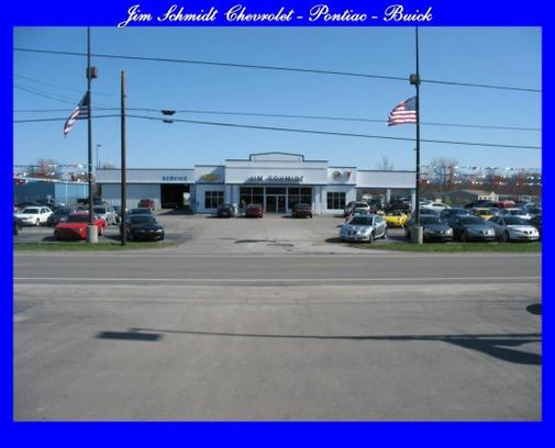 Jim Schmidt Chevrolet Buick Car Dealership In Hicksville, OH 43526 | Kelley  Blue Book