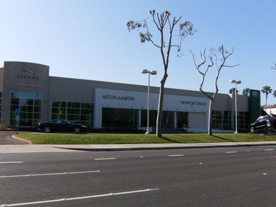 Jaguar Land Rover Newport Beach 1