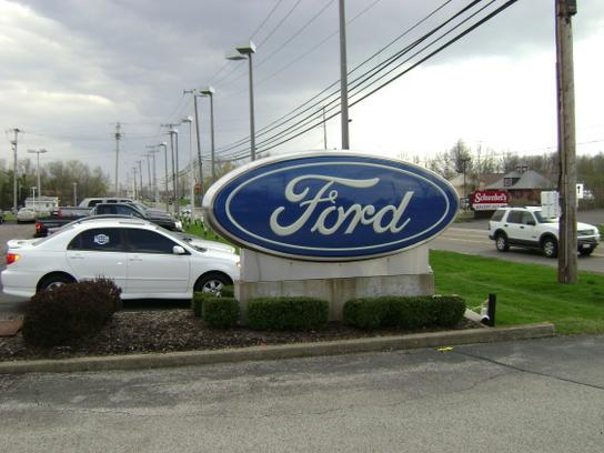 Al Spitzer Ford >> Al Spitzer Ford Car Dealership In Cuyahoga Falls Oh 44223