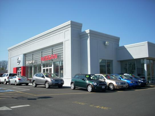 Brown's Fairfax Nissan