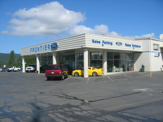 Frontier Ford Anacortes >> Frontier Ford Car Dealership In Anacortes Wa 98221 Kelley