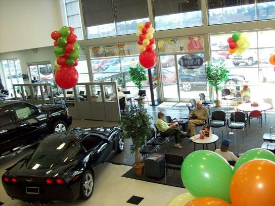Hendrick Chevrolet Cadillac Car Dealership In Monroe, NC 28111 | Kelley  Blue Book